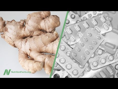 Is Ginger Beneficial in a Diabetic Diet?