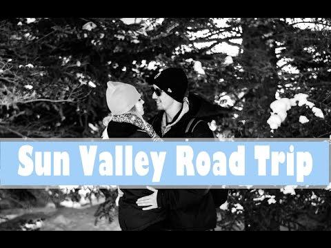 Sun Valley Idaho Day Trip || GoPro Vlog