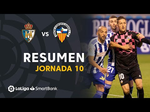 Ponferradina Sabadell CE Goals And Highlights