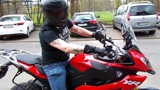 NEW! 2016 BMW S 1000 XR Short Ride