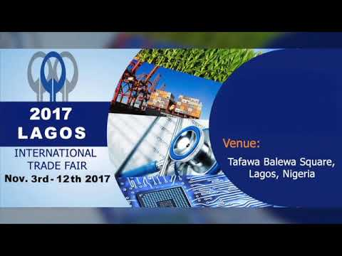 WATCH: Dangote Group Special Day event@ 2017 Lagos Int'l trade fair...enjoy!