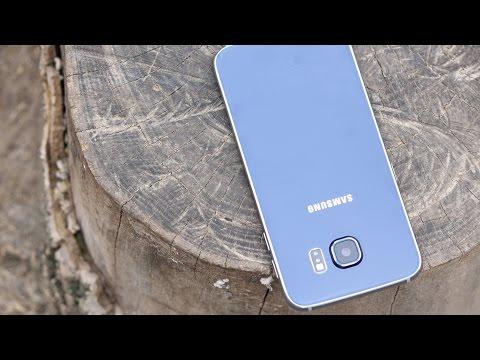 Samsung Galaxy S6 камера