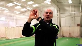 Deep Fielding - Top tips on taking cricket catches on the boundary with Paul Nixon for #fieldingfun