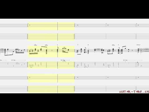 Red Hot Chili Peppers Tabs - Under The Bridge
