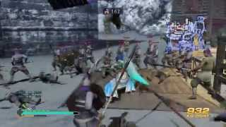 Dynasty Warriors 8 Empires PC Gameplay | Intel Core i3 2100 | GTX 750