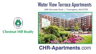 Video of Water View Terrace Apartments - Framingham, Massachusetts Rentals