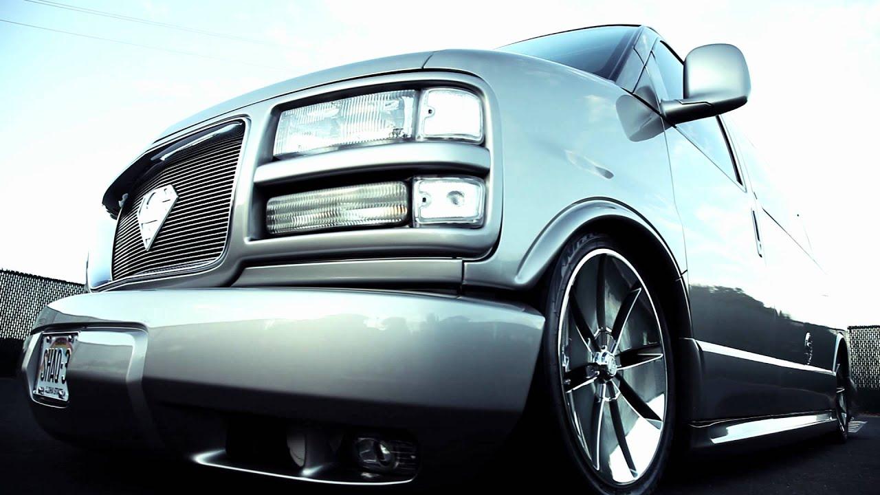 "How To Remove Car Emblems >> ""Shaq Van"" [Feature] - YouTube"