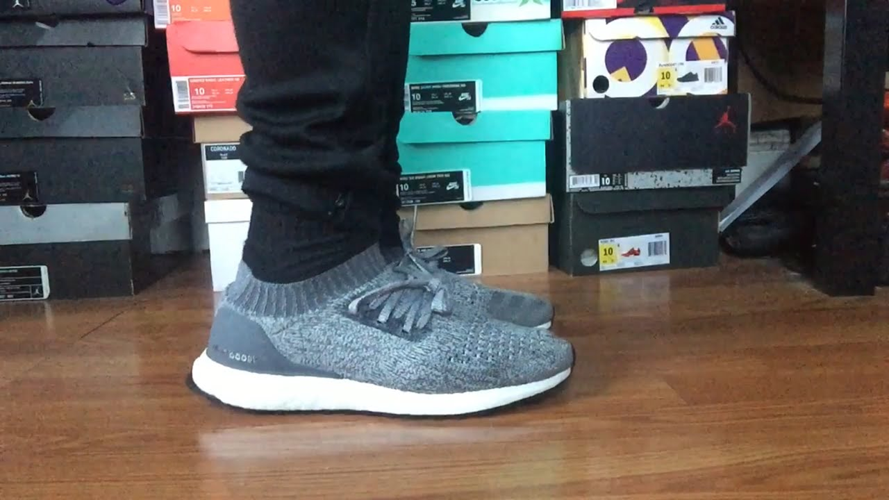 Foot locker Rant!!!😤😤 Adidas Ultra Boost 3.0 Uncaged Solid Grey ... c2a4b21f2