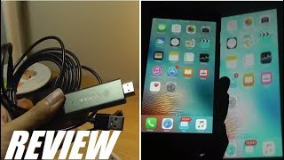 REVIEW: Apple Lightning to HDMI Cable (Plug & Play)