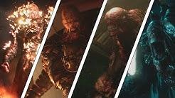 Resident Evil 3 Remake | All Nemesis Encounters & Battles