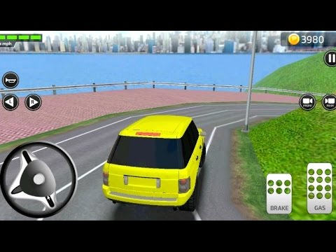 Parking Frenzy 3D Simulator - Driver Car Games In City  - Bambi Tv - Android Gameplay