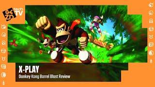 X-Play Classic - Donkey Kong Barrel Blast Review