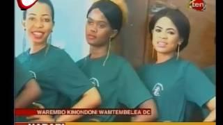 Warembo Kinondoni Wamtembelea DC