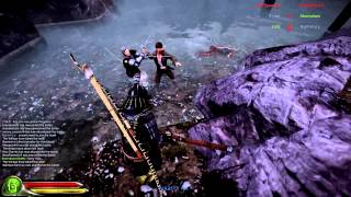 Chivalry: Deadliest Warrior - The Kanabo Club Samurai Shenanigans