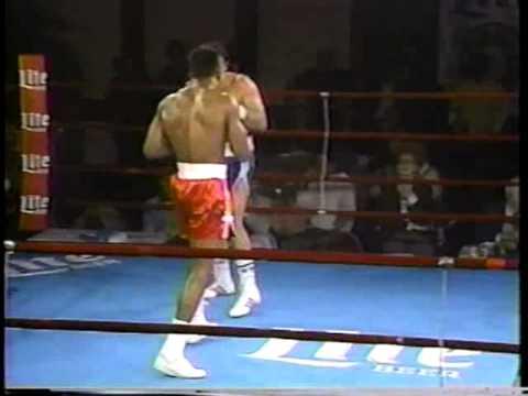 Alphonso Bailey VS Sidney Gantz / Davey Moore VS Hector Rosario