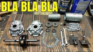Gros vlog BLA BLA BLA moteur mobylette ! - (MECA)