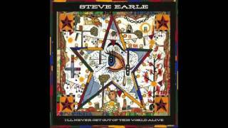 Watch Steve Earle I Am A Wanderer video