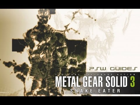 Metal Gear Solid 3 - You Snooze, You Lose Trophy/Achievement