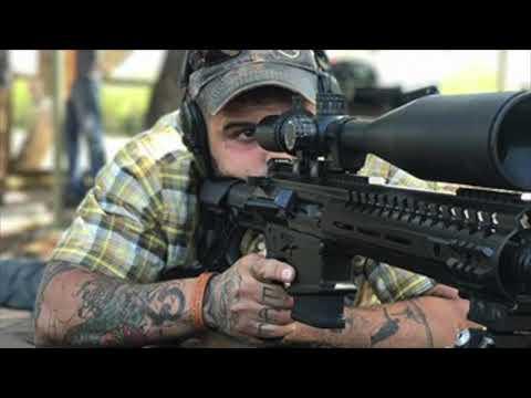"Marine Scout Sniper, ""Jason Delgado"""