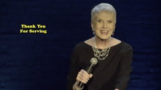 Jeanne Robertson | Thank You For Serving
