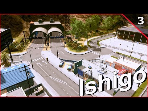 Cities Skylines Ishigo | Coastal village