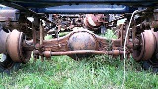 hyundai hd 78 Хендай 78 18 Покупка Стабилизатора от Зила и подготовка.