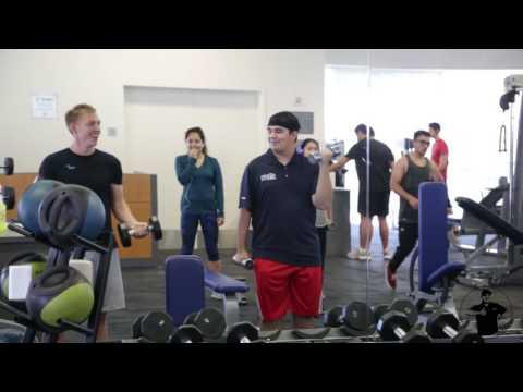 Joseph E. Gallo Recreation and Wellness Center   Exploring UC Merced with Ezer Angeles