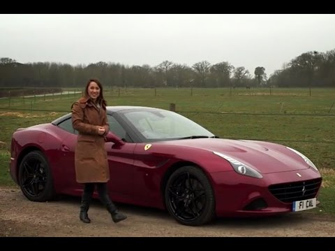 Ferrari California T 2015 Review Telegraph Cars Youtube