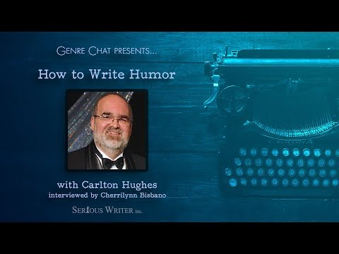 how-to-write-humor-with-carlton-hughes