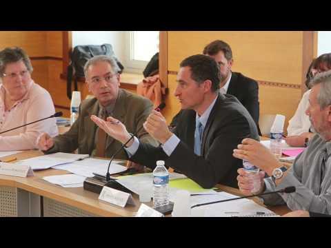 Conseil municipal 21 mars 2016 - Le Pradet