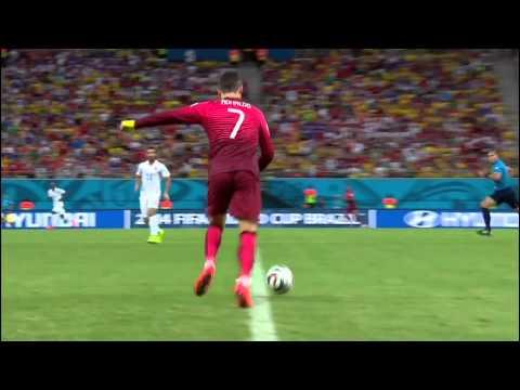 Cristiano Ronaldo 'Chop' Vs USA - HD