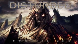 "Disturbed - ""The Eye Of The Storm"" + ""Immortalized"" [WITH ON S…"