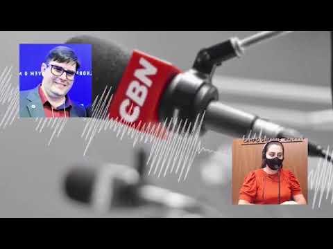 CBN FINANÇAS (09/04/2021): Hudson Garcia fala sobre compra produtos entre China e Brasil