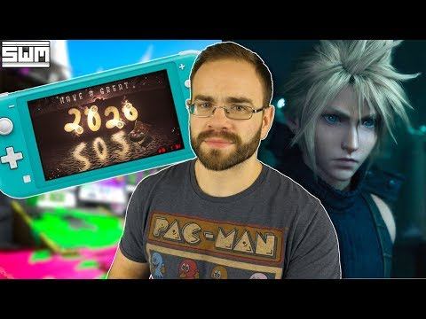ff7-remake-demo-leaks-early-and-is-nintendo-teasing-a-new-splatoon-game?-|-news-wave