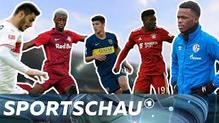 Davies, Kabak, Balerdi: die Top-Winterzugänge der Bundesliga | Sportschau