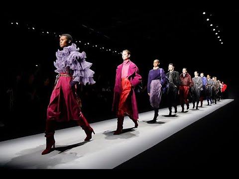 Alberta Ferretti Fall Winter 2020 Fashion Show