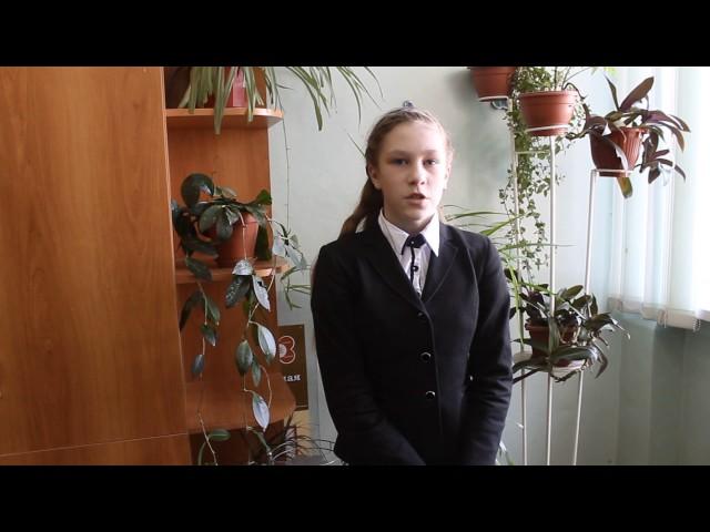Изображение предпросмотра прочтения – АнастасияКачур читает произведение «Весна(Любовь земли ипрелесть года…)» Ф.И.Тютчева
