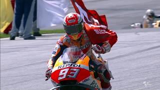2018 Austrian GP - Honda in action