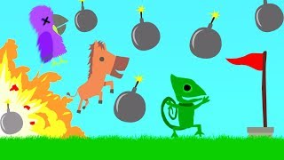 If_You_TOUCH_A_BOMB_You_LOSE!_(Ultimate_Chicken_Horse)