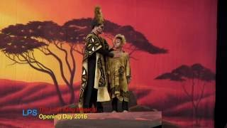 Opening Day 2016  The Lion King Musical