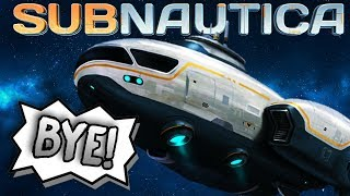 SUNBEAM 3 ALTERNATIVE ENDINGS! You Will LIKE THIRD Ending! Subnautica News And Updates