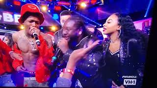 DC young fly and t pain vocal battle