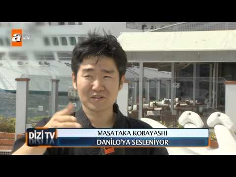 Masataka Kobayashi Ile Fantastik Dünyaya Yolculuk - Dizi TV Atv