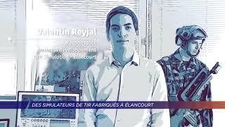 Yvelines | Des simulateurs de tir fabriqués à Élancourt