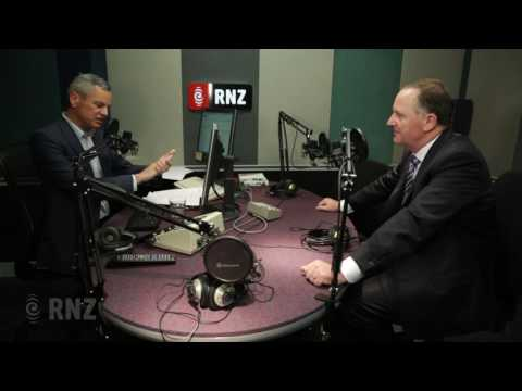 John Key responds to Children's Commissioner's call for child poverty reduction target.