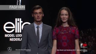 ELITE MODEL LOOK NEDERLAND SS 2017 Amsterdam Fashion Week by Fashion Channel