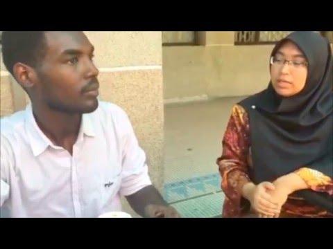 ENGLISH IN SUDAN   IIUM STUDENTS