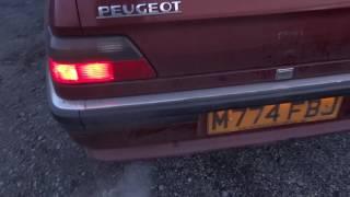 1994 Peugeot 605 V6