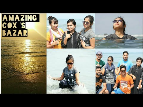 Cox's Bazar, Bangladesh - Travel Vlog  Indian blogs sarmistha