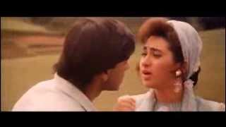 Log Barso Juda Hoke Jeete Hain   Jigar 1992   Ajay Devgan   Karisma Kapoor   YouTube